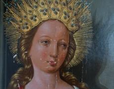 retable d'Isenman – musée de Colmar
