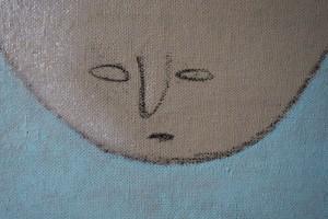 Picasso, détail