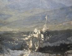 Paul Cabaud et les paysages d'Annecy