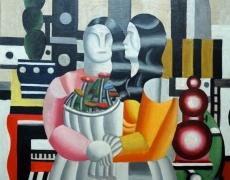 Les modernes au musée des beaux-arts de Lyon