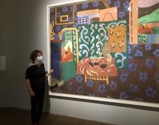 Chef d'œuvre de Matisse en danger