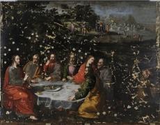 Quatres Scènes de la vie du Christ
