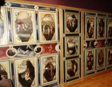 Etude de boiseries, Musée des Arts Décoratifs de Lyon