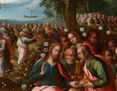 Scènes de la vie du Christ, vues après restauration