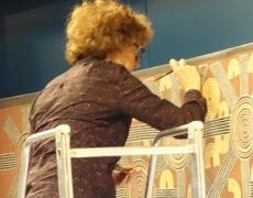 Restauration au musée des Confluences